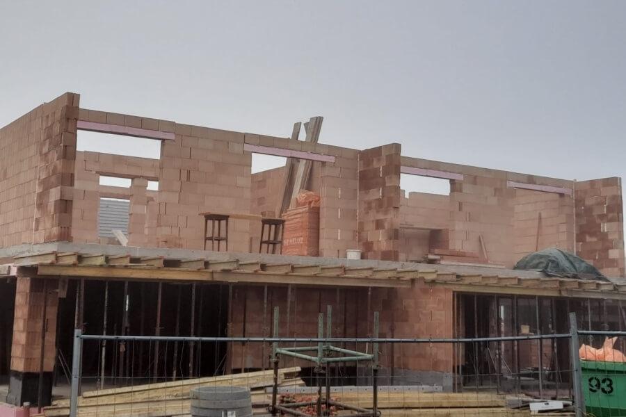 Kubus modern wohnen Projekt